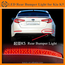 Factory Supply High Quality LED Rear Bumper Reflector Light for Kia K5 Hot Selling Rear Bumper Light for Kia K5 2009-2014