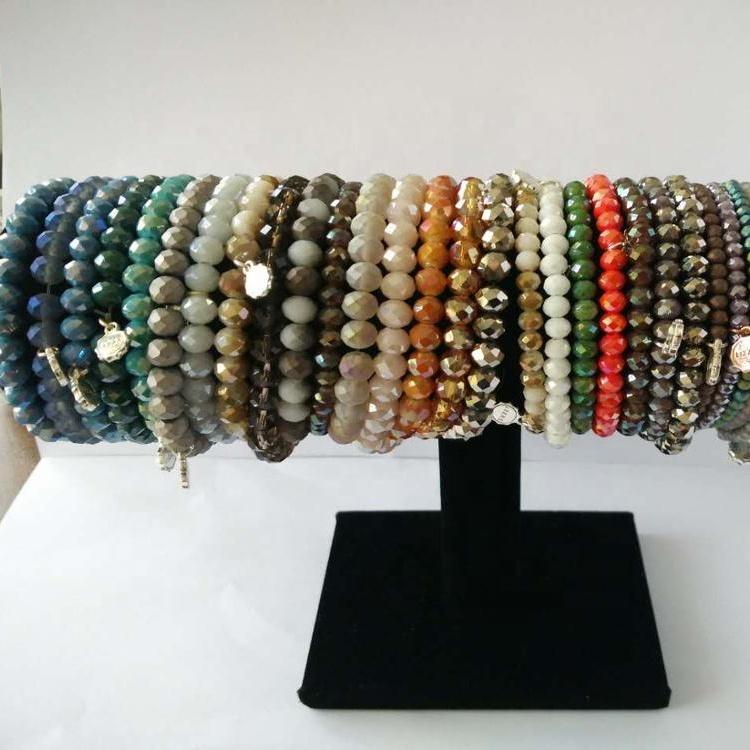 2019 Trending Products Custom Bracelet,fashion Jewelry Crystal Bracelet Women