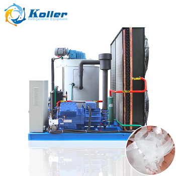 guangzhou koller refrigeration equipment 5 tons ice flake machine