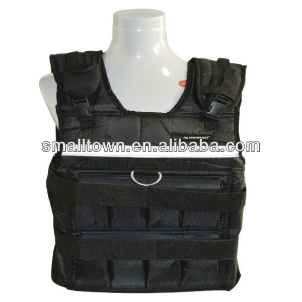 ADJUSTABLE WEIGHT-VEST/WEIGHT VEST TRAINING