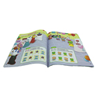Factory Direct Book Printing Children Book, Cheap Animal Children's Book Printing