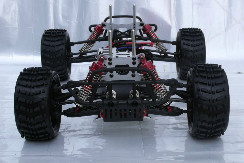 1 5 Rc Truck 4wd Electric Car Brushless 5th Scale