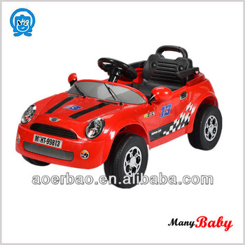 Hot Selling Safe Baby Baby Motor Car Baby Car Seat With Mp3