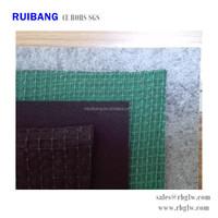 manufacturing non-woven conductive carbon cloth