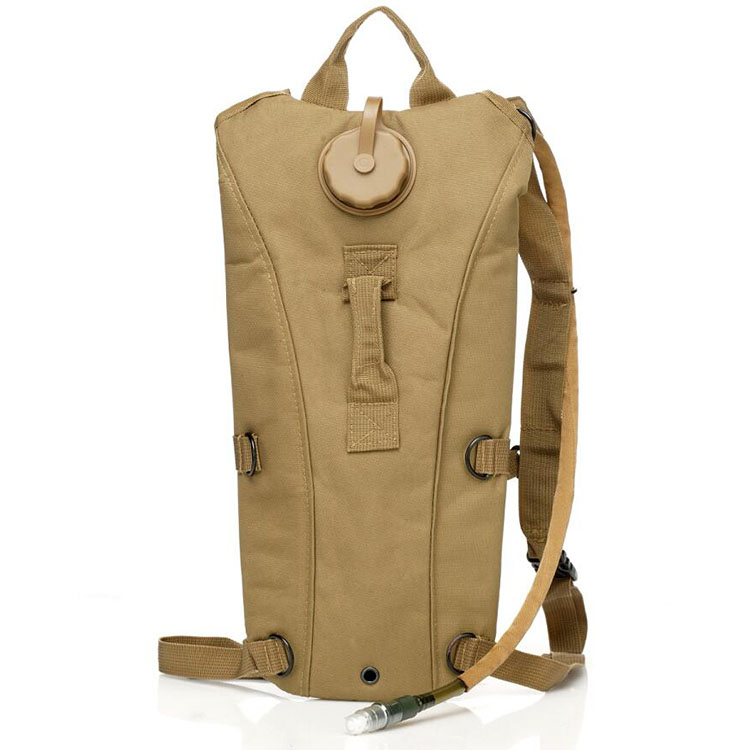 Manufacturer Camping Hiking Outdoor MOLLE Water Bladder Bag 3L Tactical Hydration Pack