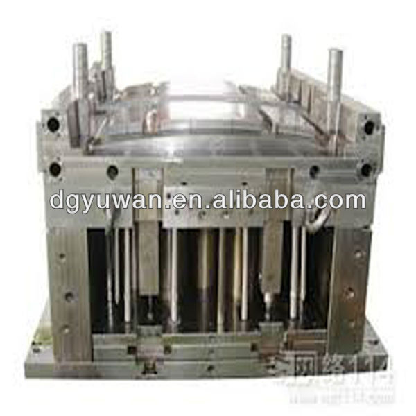 plastic injection mold association