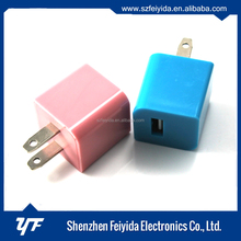 Factory direct In Stock Fast Delivery usb wall charger EU/US plug Battery Charger