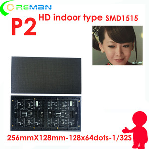 Flexible led oled display screen indoor HD led tv p2 / Android Advertising led player indoor outdoor usage p2 p1.5 p1.8