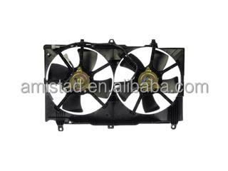 AUTO CAR PARTS A/C CONDENSER FAN OEM 21481-CD000 FOR NISSAN 350Z/INFINITI G35 2003-2006 RADIATOR COOLING FAN