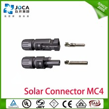 MC4 Solar Waterproof Connector MC4 T type PV connector for Solar Panel, Three way IP67 Waterproof