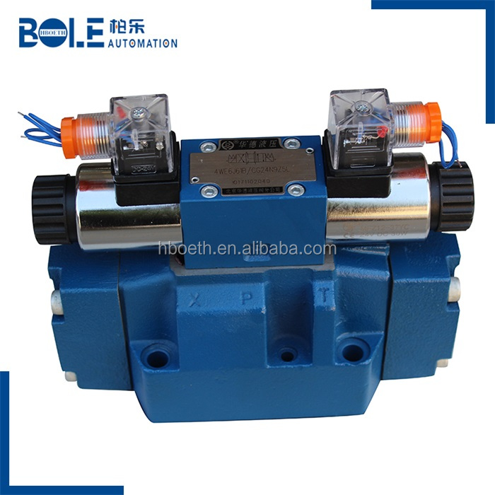Rexroth 4WE6 серии гидравлический электромагнитный направленный клапан