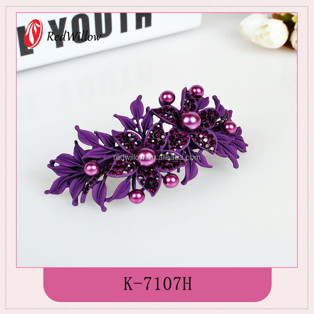 High Quality Cheap christmas day hairclip for women