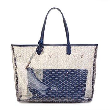 Large Pvc Plastic Beach Bag
