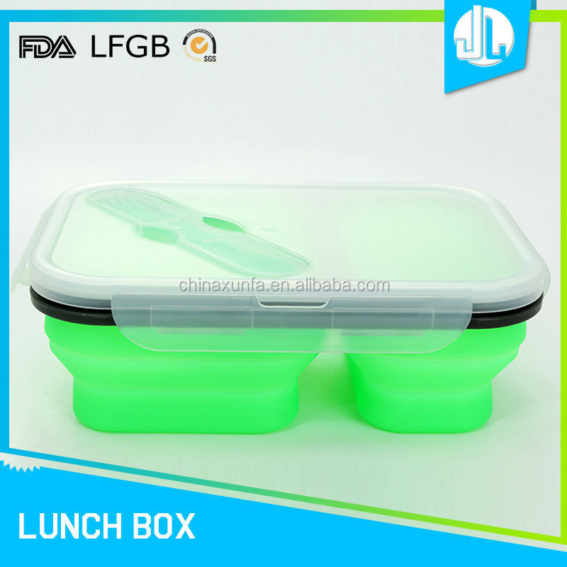 High quality cheap portable eco bpa lunch box for kids