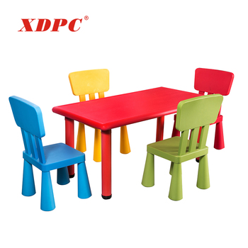 Super China Used School Classroom Furniture Small Kids Long Table Chairs Plastic Buy Kids Table Chairs Plastic Product On Alibaba Com Pabps2019 Chair Design Images Pabps2019Com