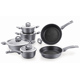 2018 Alibaba Wholesale Factory Customized Cookware Sets Non Stick