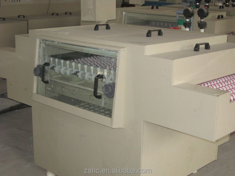 chemical etching machine for stainless steel, copper