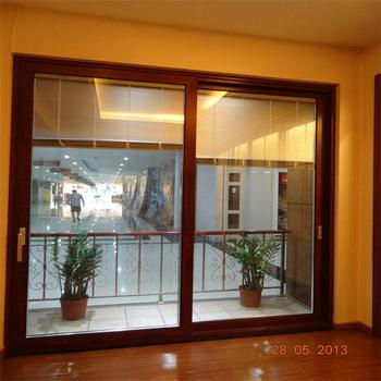China Sliding Doors With Blinds Between Glass Sale Buy Sliding