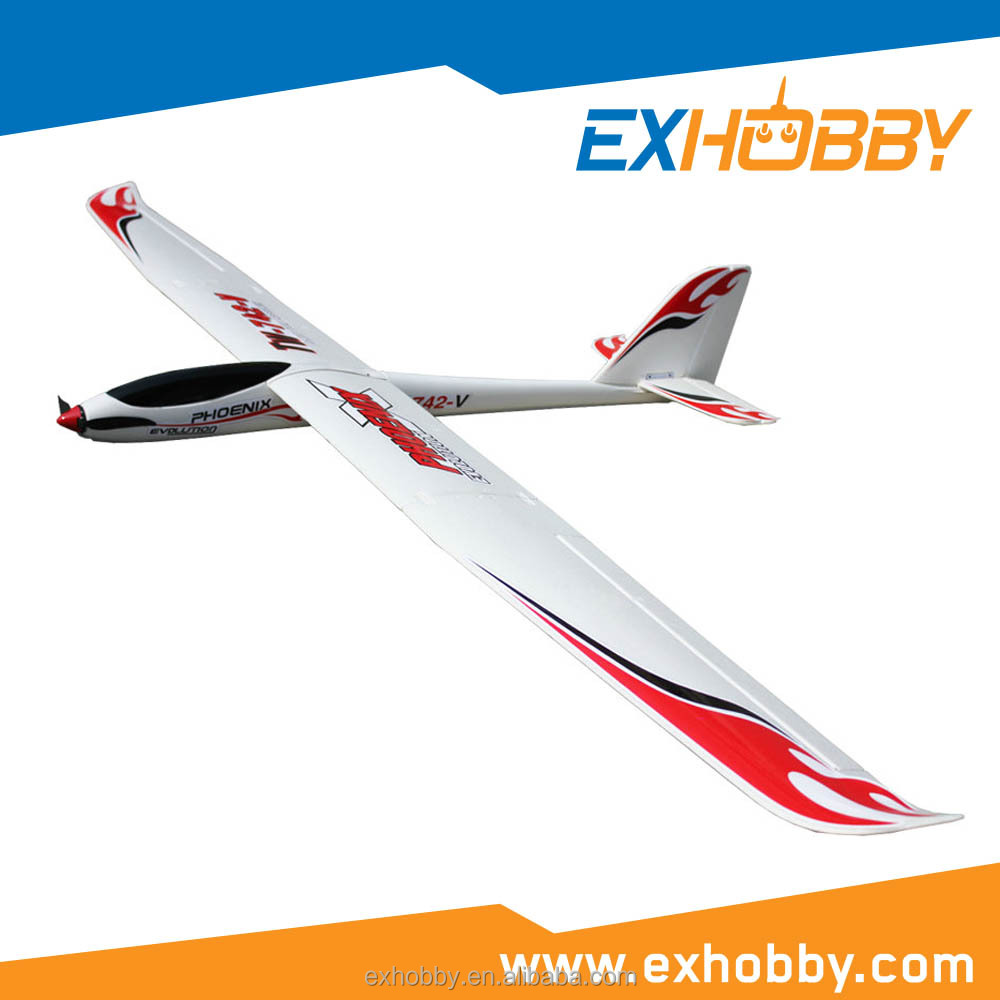 New Remote Control Toys length 1.1M wingspan 2.6M rc plane electric 742-5