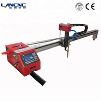 low price of CNC portable gantry cutting machine small plasma cutting machine