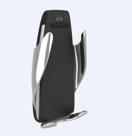 Penguin Vehicle mounts sensor induction QI Wireless Car holder charger