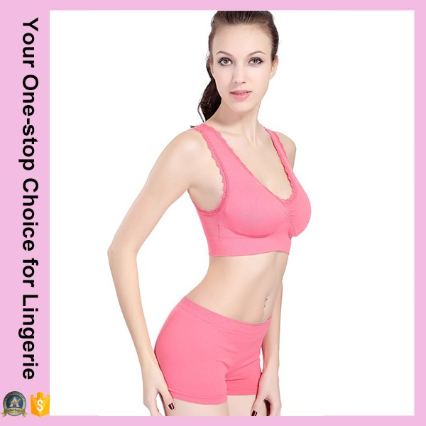 9 colors 6 sizes Stock Ladies Sexy Seamless Bra Leisure Comfortable No Rims  Body Shaping Yoga 8099293c6