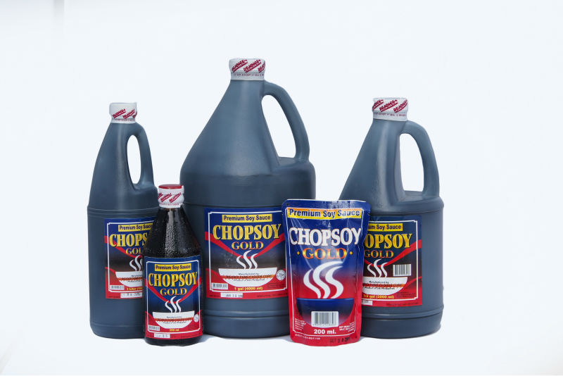 Chopsoy Gold Soy Sauce