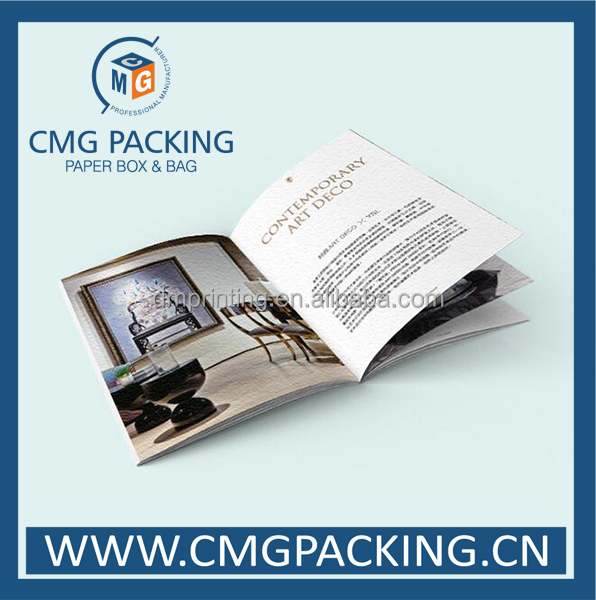 Custom Printing Business Product Instruction Manuals