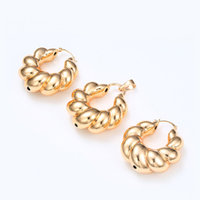 Best selling copper jewely 18K gold plated jewelry set