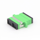 SC/APC SM Adapter Single-mode Simplex duplex 4-core fiber optic adapter LC SC FC ST factory OEM