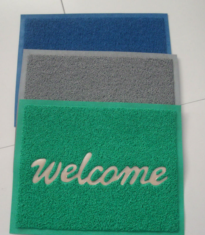 Cheap pvc door mat with different printing buy pvc door for Cheap pvc door