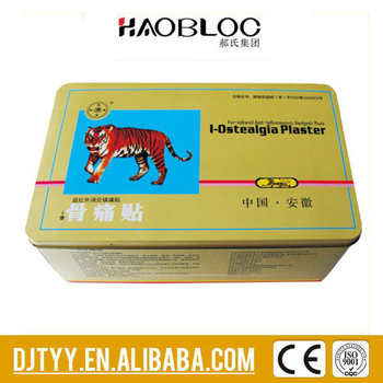 As Seen On TV Heat Patch Back Pain Patch Tiger Balm