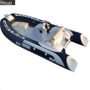 CE Hypalon or pvc Inflatable Boat Rib 390 Boat For Sale