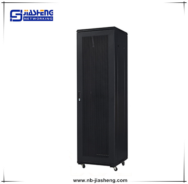 telecom indoor floor standing 42u rack server cabinet