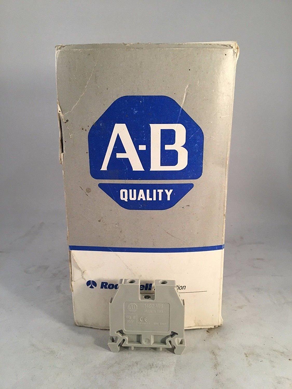 Cheap Speaker Box Wire Terminal Find Ceramic Wiring Block Get Quotations Allen Bradley Ab 1492 W6 Of 34