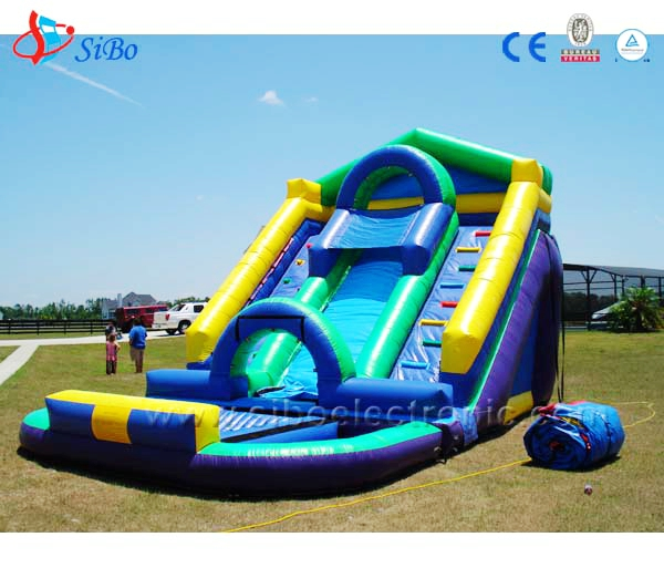 161207015 factory direct price pvc air slide for sale kids and adults