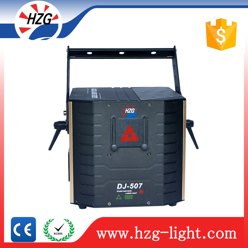 New Products Single Green laser light with Different Patterns for DJ Lighting