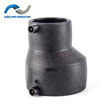 HDPE electrofusion fitting/HDPE electrofusion eccentric reducer fiitting siphonic roof rainwater drainage system