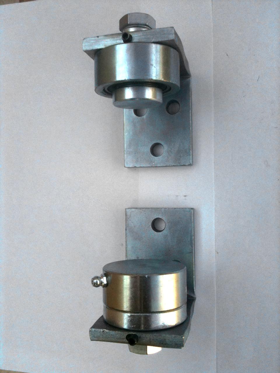 schwere tor scharniere kugellager oben und unten kugellager