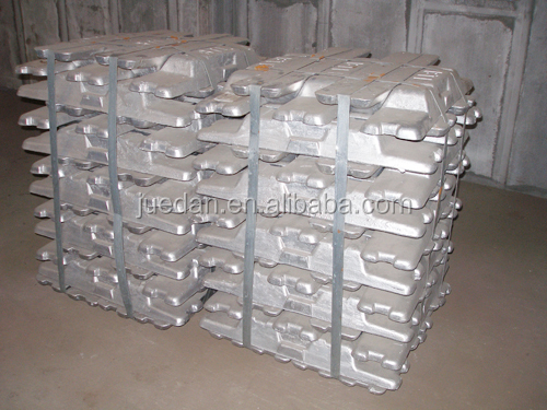 Zinc ingot 99.995% metals supplier Chinese zinc ingot purity zinc ingot