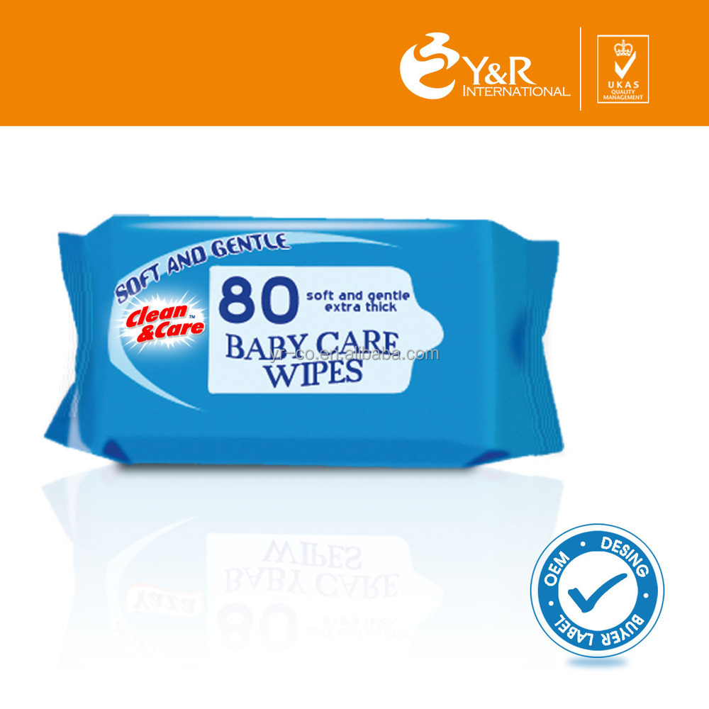 alcohol free baby wet wipes in canister