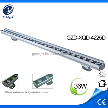China Led Light Price List Unique Design 36w Led Wall Washer ...