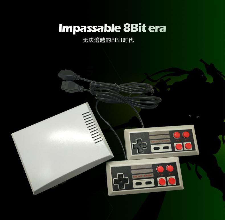मिनी रेट्रो 8 बिट 620 टीवी क्लासिक खेल खिलाड़ी वीडियो क्रिसमस उपहार पदोन्नति के लिए हाथ में खेल सांत्वना