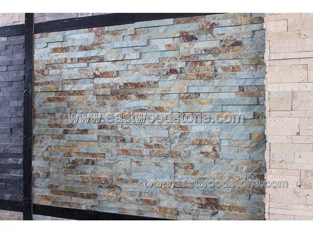 Verde r stico pizarra panel de azulejos pizarra identificaci n del producto 314351515 spanish - Azulejos rusticos para patios ...