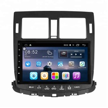 10,2 zoll auto GPS-navigation radio audio multimedia head unit Android 6.0 Intel 4 core 1 + 16 gb für Toyota crown 2010-2012