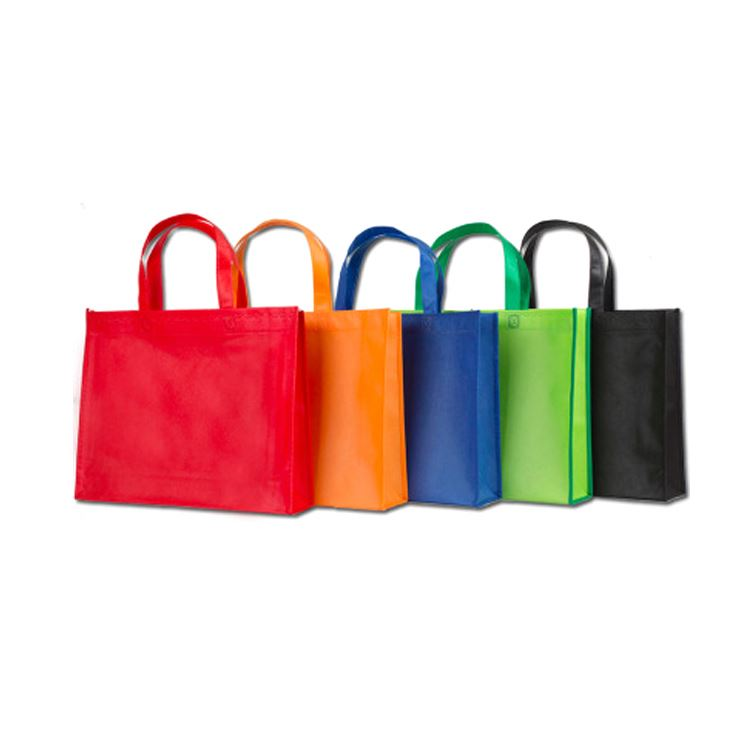 High Quality Folding Eco Customized Non Woven Shopping Company <strong>Promotion</strong> Tote Bag