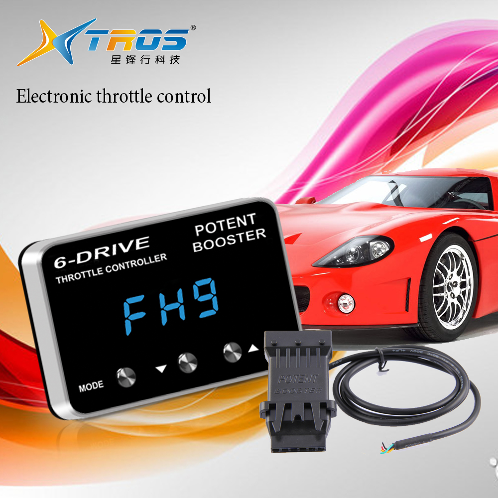 Shenzhen 6-drive Automobile&motorcycle Accelerator Potent Booster  Electronic Throttle Controller - Buy Automobile&motorcycle  Accelerator,Potent