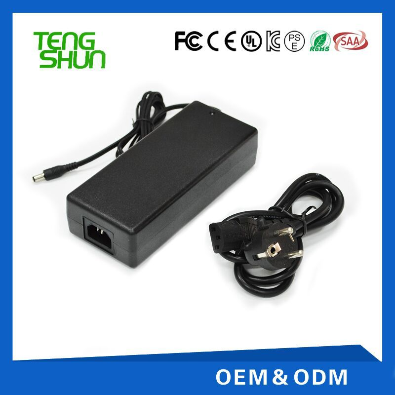 Factory direct sale lifepo4 charger 14.6v 5A for 12.8V lifepo4 battery pack