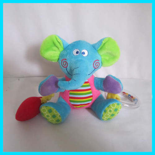 China manufactured pull string musical baby toys
