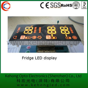 common anode 0.8'' seven segment 6 digit refrigerator customized various size led display good quality hot sale product